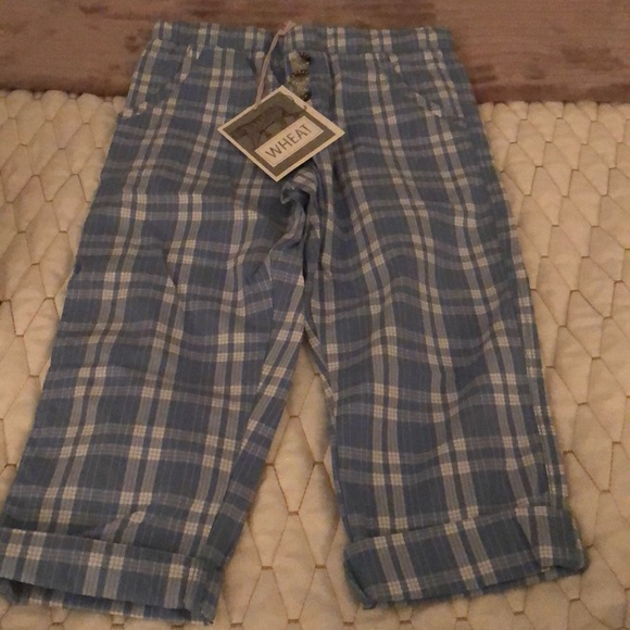 wheat Other - Plaid knickers